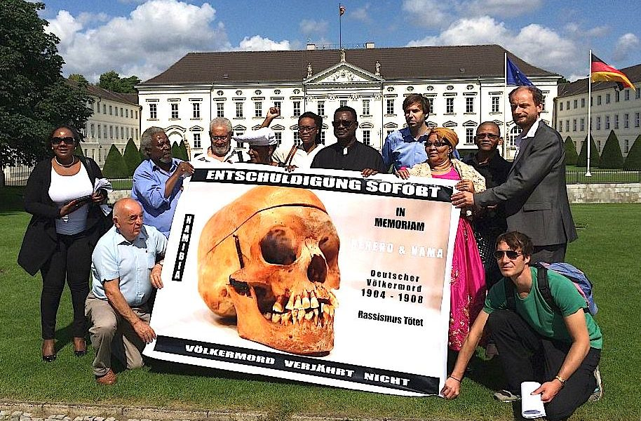 Photo: No Amnesty on Genocide